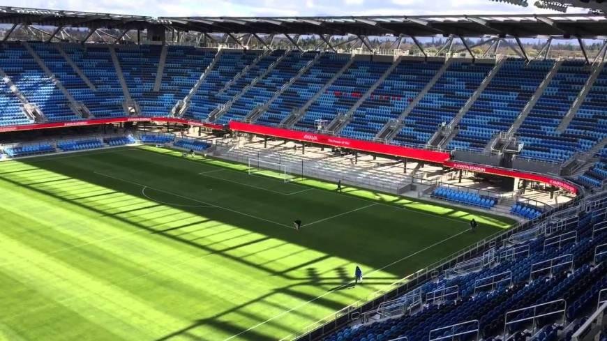 AVAYA stadium per MLS Magazine Italia